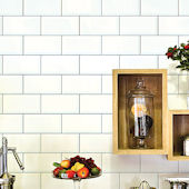 Subway Tiles Vinyl Wall Decals