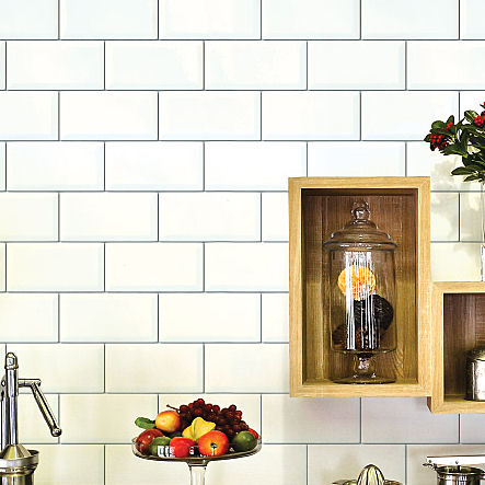Subway Tiles Vinyl Wall Decals - Wall Sticker Outlet
