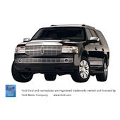 Ford Lincoln Navigator Peel and Stick Wall Mural