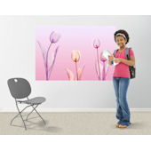 Multicolor In Bloom Easy Up Mural