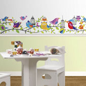 Tweety Pie Wall Border