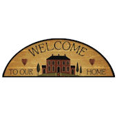 Welcome Arch Peel and Stick Wall Mural