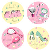 Beauty Kidifexs Wall Stickers