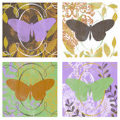 Butterflies Kidifexs Wall Stickers