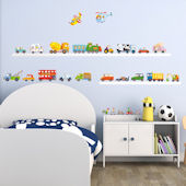 Decowall Vehicle Wall Decals