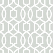 NuWallpaper Grand Trellis Peel and Stick Wallpaper