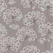NuWallpaper Angelica Gray Peel and Stick Wallpaper