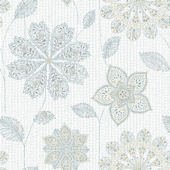 NuWallpaper Gypsy Floral Peel and Stick Wallpaper