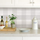 NuWallpaper Farmhouse Plaid Peel Stick Wallpaper