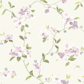 White Dogwood Wallpaper
