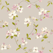 Grey Dogwood Wallpaper