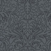 Candice Olson Dark Gray Muse Wallpaper