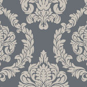 Candice Olson Dark Slate Gray Aristocrat Wallpaper