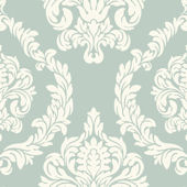 Candice Olson Light Blue Aristocrat Wallpaper