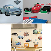 Finn and Francesco Decal Room Package
