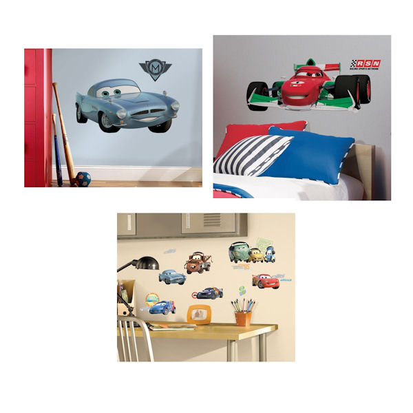 Finn and Francesco Decal Room Package - Wall Sticker Outlet