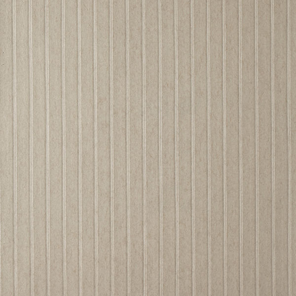 Taupe Wide Wale Corduroy Wallpaper