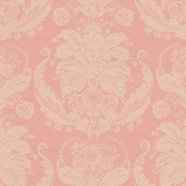 Peach Pink Color Wallpaper