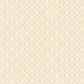 Beige Mini Damask Wallpaper