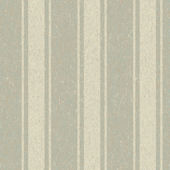 Silver Romantic Stripe Wallpaper