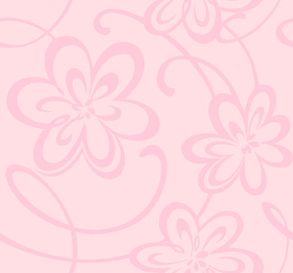 light pink floral background - photo #27