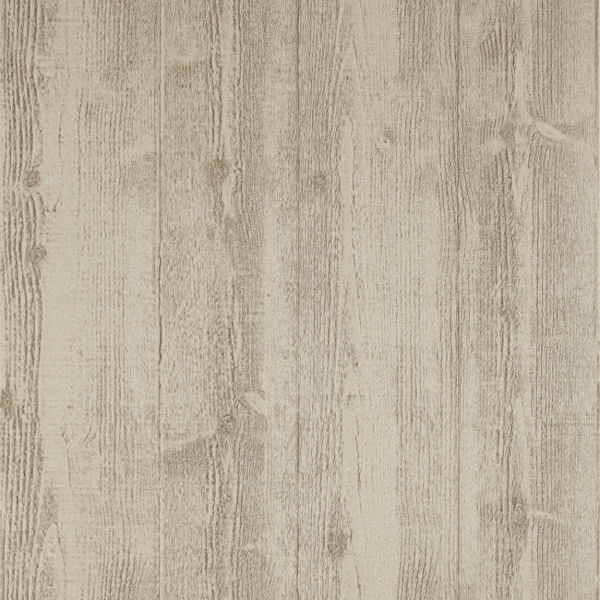 Grey Rustic Wood Wallpaper - Wall Sticker Outlet