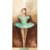 Belle of the Ballet Wall Art