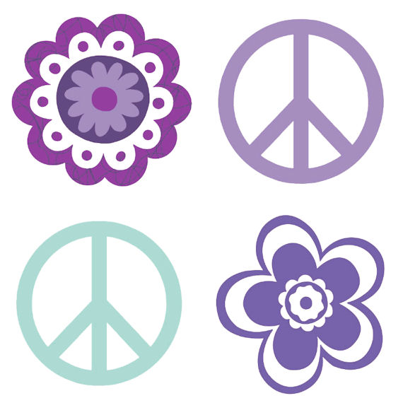 Hippie Chic Kidifexs Wall Stickers - Kids Wall Decor Store