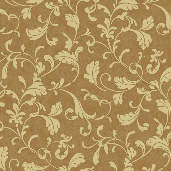 leaf scroll wallpaper vintage patterns - photo #45