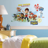 Paw Patrol Wall Graphix Wall Decals