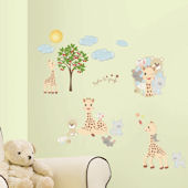 Sophie La Girafe Peel and Stick Wall Decal