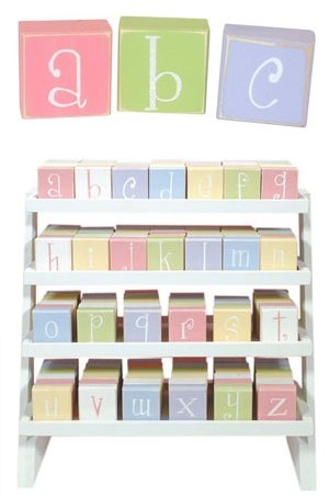 Glitter Blocks Small or Large - Kids Wall Decor Store