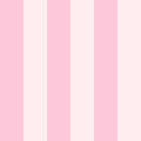 3 Inch Pink Stripe Prepasted Wallpaper - Wall Sticker Outlet