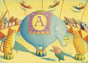 Under the Big Top - Kids Wall Decor Store