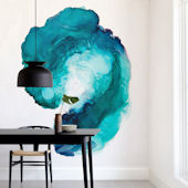 Minted Akaw Repositionable Wall Mural