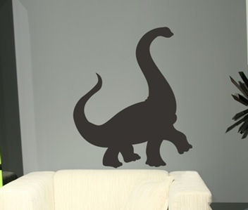 Dinosaur Peel and Stick Wall Stickers - Wall Sticker Outlet