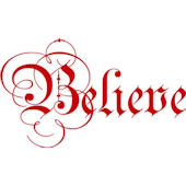 Believe Wall Sticker Decal