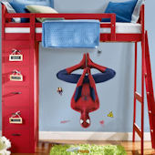 Amazing Spiderman 2 Hanging Web Giant Wall Decal