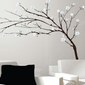 Art Applique Branches Wall Sticker