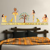 Art Applique Egyptian Wall Sticker