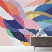 Minted Architecture Repositionable Wall Mural