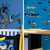 Batman Decal Room Package #3