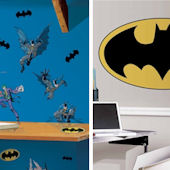 Batman Decal Room Package #2