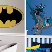 Batman Decal Room Package #1