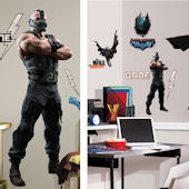 Batman Dark Knight Decal Room Package #1