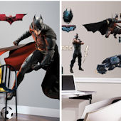 Batman Dark Knight Decal Room Package #2