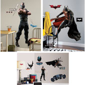 Batman Dark Knight Decal Room Package #4