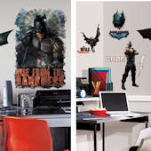 Batman Dark Knight Decal Room Package #5