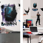 Batman Dark Knight Decal Room Package #6