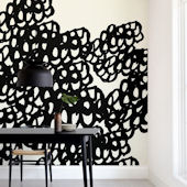 Minted Black Sheep Repositionable Wall Mural
